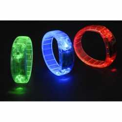 Gekleurde armband LED licht