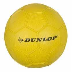 Gele speelgoed voetbal maat 3 kinderen