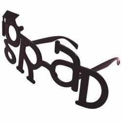 Geslaagd bril grad