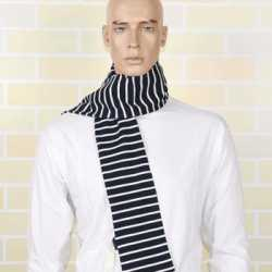 Gestreepte kinder sjaal 117