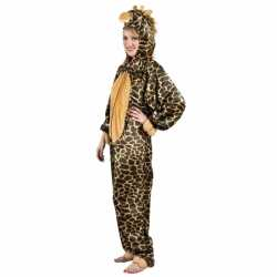 Giraffe dierenkostuum dames