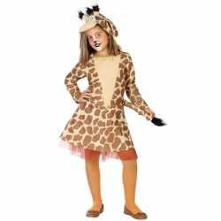 Giraffe kostuum meisjes