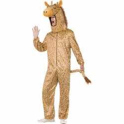 Giraffe kostuum volwassenen