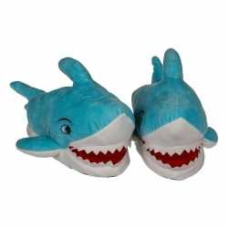 Haaien pantoffels kinderen