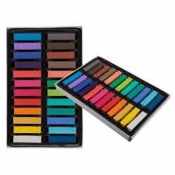 Haarkrijt 24 kleuren