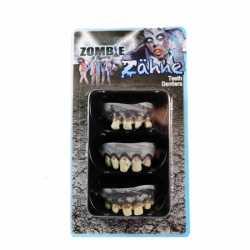 Halloween 3 zombie gebitjes