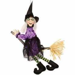 Halloween Bewegende decoratie heks