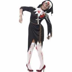 Halloween Bloedende zombie non kostuum