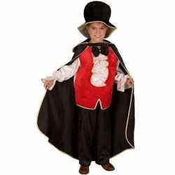 Halloween Dracula kostuum kinderen