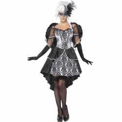 Halloween Duistere engel kostuum vleugels