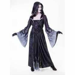 Halloween Gothic zombie jurk dames