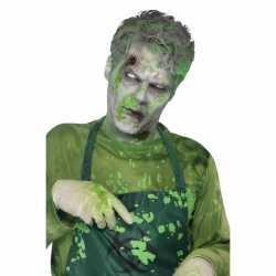 Halloween groen monster nepbloed/filmbloed 29 ml