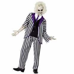 Halloween halloween gestoorde man kostuum heren
