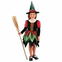 Halloween Heksen pakje meisjes