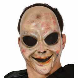 Halloween Horror alien masker kinderen