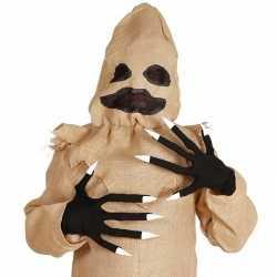 Halloween horror handschoenen lange vingers