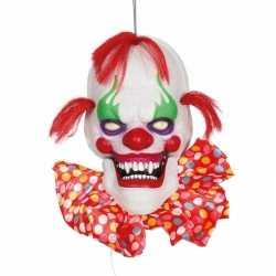 Halloween horror hangdecoratie horror clown 60