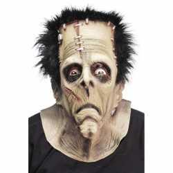 Halloween Horror masker Frankenstein