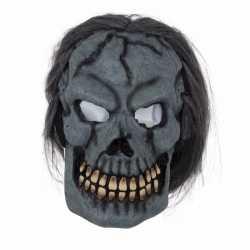 Halloween horror masker schedel volwassenen