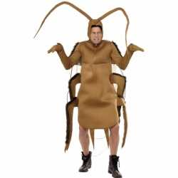 Halloween Kakkerlak kostuum