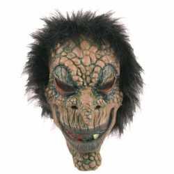 Halloween latex horror masker boommonster