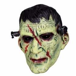 Halloween latex horror masker frankenstein