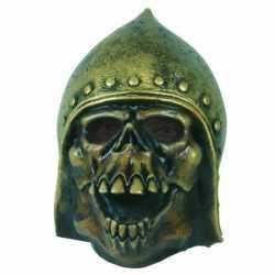 Halloween latex horror masker skull + helm