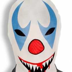 Halloween Morphsuit masker Killer Clown