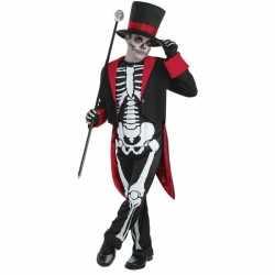Halloween Mr. Bone Jangles kostuum kinderen