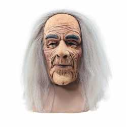 Halloween oude man masker volwassenen