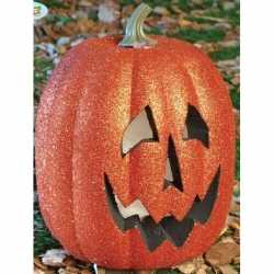 Halloween pompoen licht 25