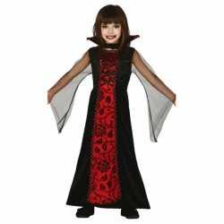 Halloween Rode vampieren jurk meisjes