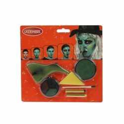 Halloween schmink set heks