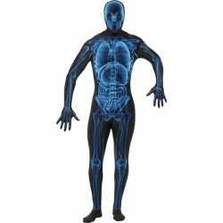 Halloween Second skin pak X-ray