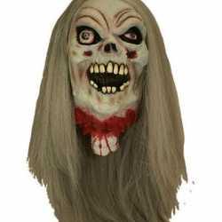 Halloween Skelet hoofd hang decoratie