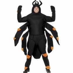 Halloween Spinnen kostuum