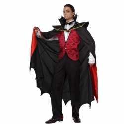 Halloween Vampier kostuum volwassenen