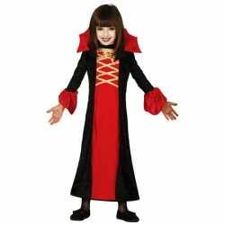 Halloween Vampieren jurk meisjes