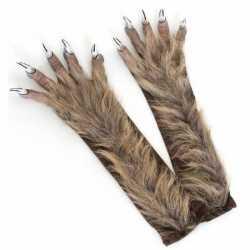 Halloween Weerwolf handschoenen