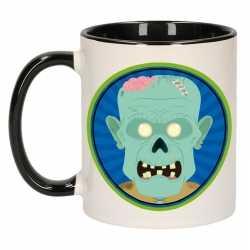 Halloween zombie mok / beker 300 ml