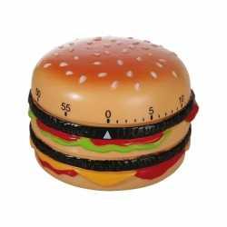 Hamburger kookwekker 8