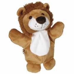 Handpop leeuw 27