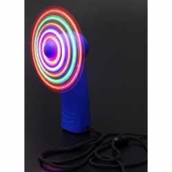 Handwaaier gekleurd LED 11