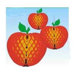 Hangdecoratie appel