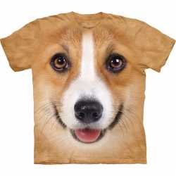 Honden t shirt welsh corgi pembroke volwassenen