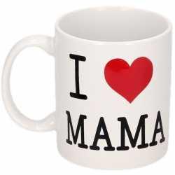 I love mama beker/mok 300 ml
