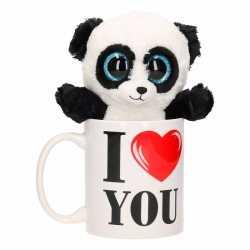 I love you mok panda