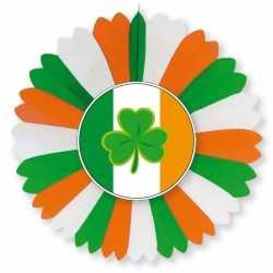 Ierland waaier decoratie 60