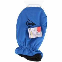 Ijskrabber warme handschoen blauw 35