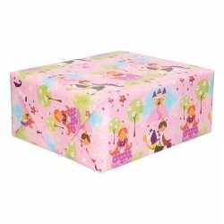 Inpakpapier prinsessenprint 200 bij 70